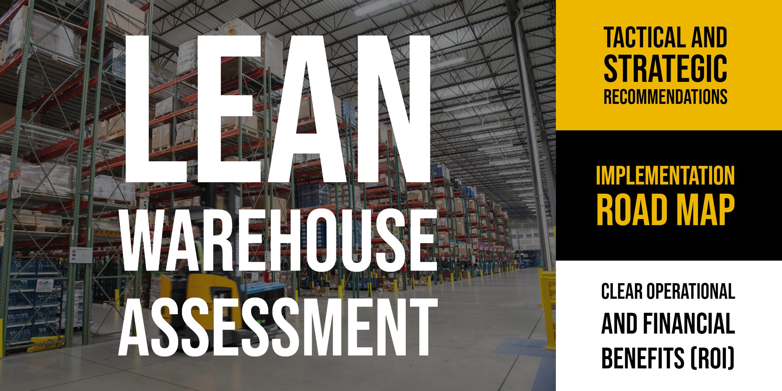Lean Warehouse Assessment
