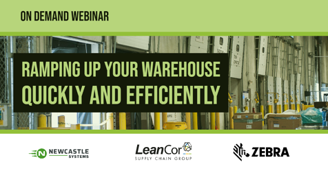 Ramping Up Your Warehouse On Demand